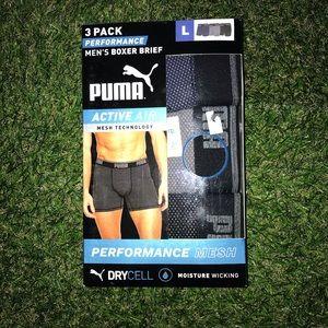 Puma Active Air Men's 3-pack boxer briefs
